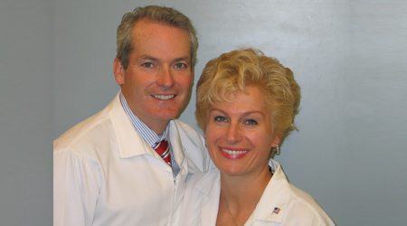 Drs. Tim and Romana Kerr - Dentist in Upper St. Claire, PA