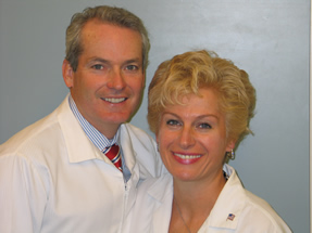 Drs. Tim and Romana Kerr